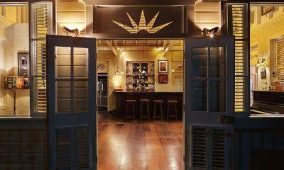 Strawberry Hill Bar | Jamaica