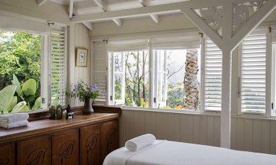 Strawberry Hill Massage Room | Jamaica