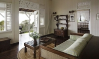 Strawberry Hill One Bedroom Villa Living Area | Jamaica
