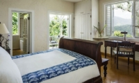 Strawberry Hill Studio Cottage Guest Bedroom | Jamaica