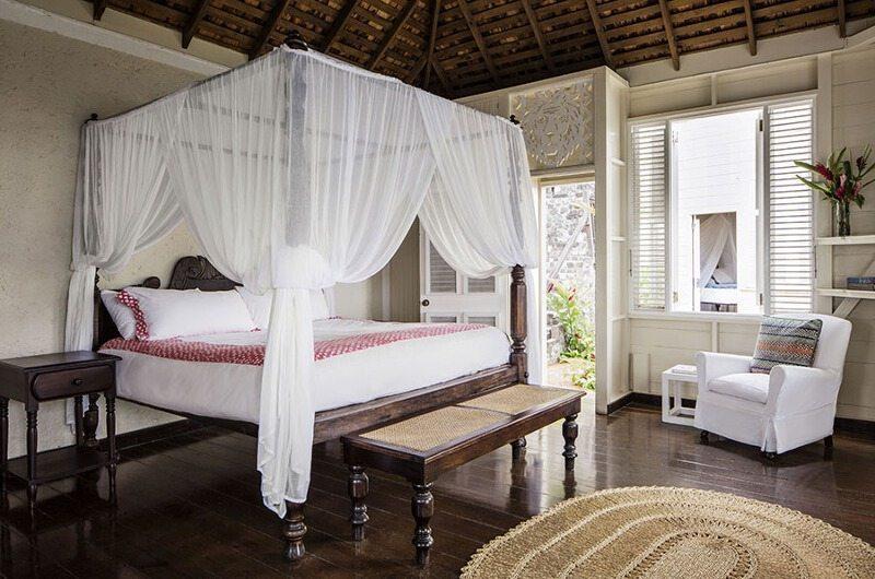 Strawberry Hill Studio Cottage Bedroom | Jamaica