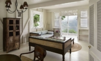 Strawberry Hill Two Bedroom Villa Living Pavilion | Jamaica