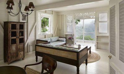 Strawberry Hill Two Bedroom Villa Living Pavilion | Jamaica
