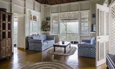 Strawberry Hill Two Bedroom Villa Living Room | Jamaica