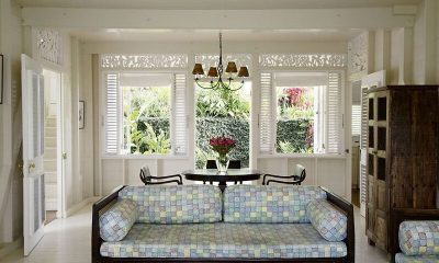 Strawberry Hill Two Bedroom Villa Living Area | Jamaica