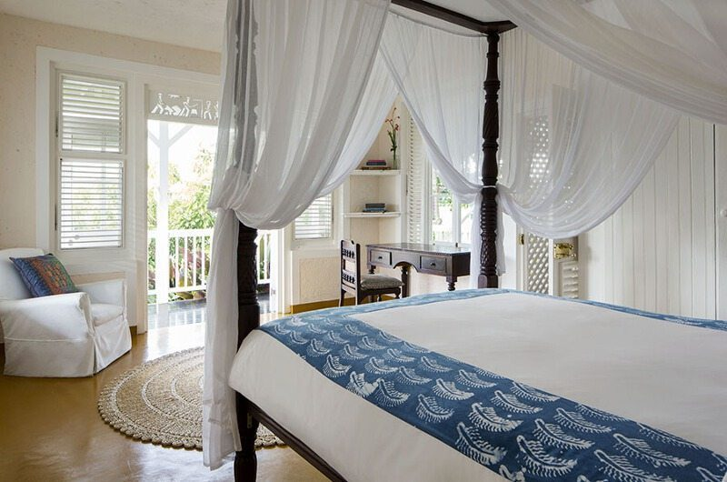 Strawberry Hill Two Bedroom Villa Master Bedroom | Jamaica