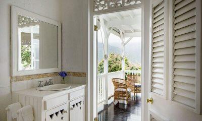 Strawberry Hill Two Bedroom Villa Bathroom | Jamaica