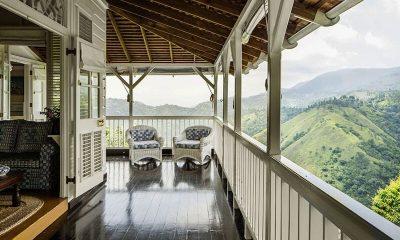 Strawberry Hill Two Bedroom Villa Balcony | Jamaica