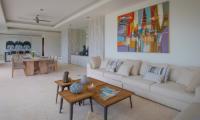 Samujana 10 Living Area | Choeng Mon, Koh Samui