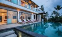 Villa Jaliza Sun Deck | Koh Samui, Thailand