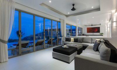 Villa Jaliza Living Room | Koh Samui, Thailand