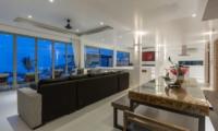 Villa Jaliza Living Area | Koh Samui, Thailand