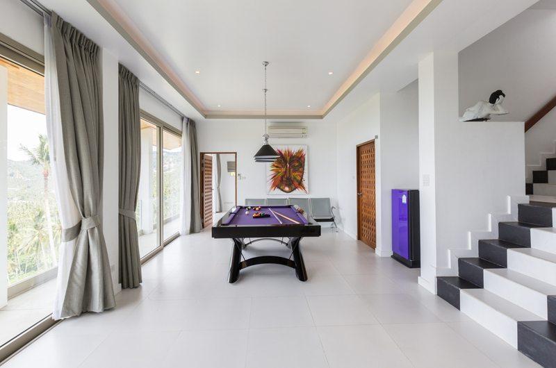 Villa Jaliza Games Room | Koh Samui, Thailand