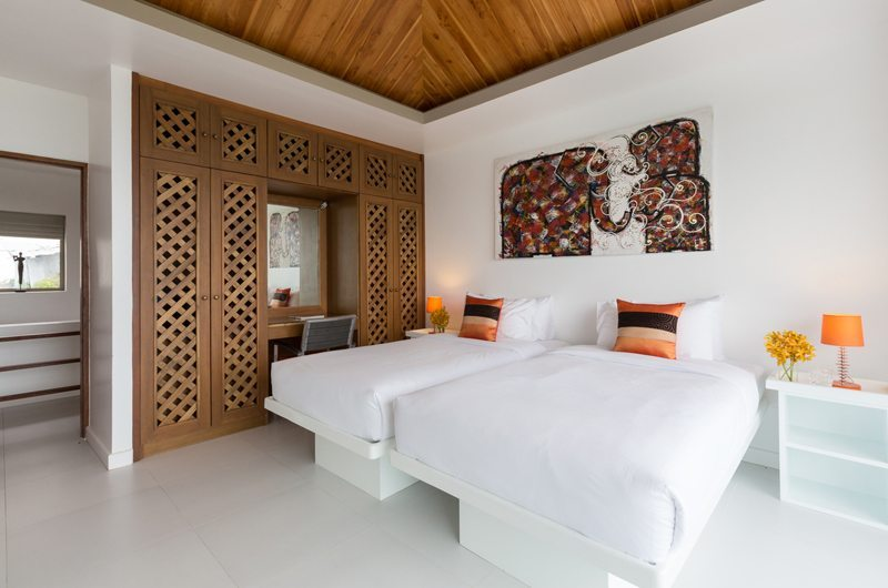 Villa Jaliza Twin Room | Koh Samui, Thailand