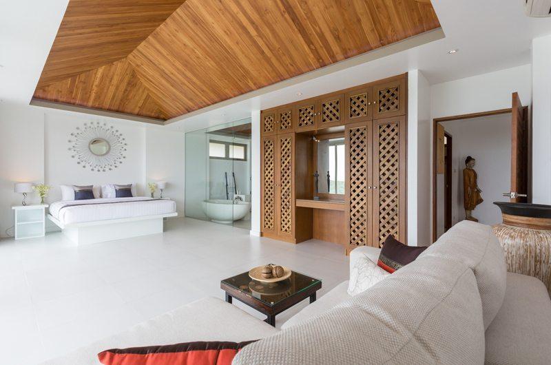 Villa Jaliza Master Bathroom Front View | Koh Samui, Thailand