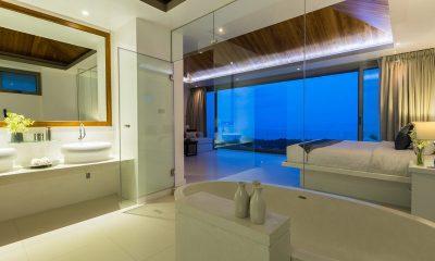 Villa Jaliza Master Bathroom | Koh Samui, Thailand