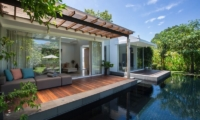 Villa Koru Outdoor Lounge | Koh Samui, Thailand