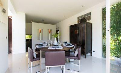 Villa Koru Dining Room | Koh Samui, Thailand