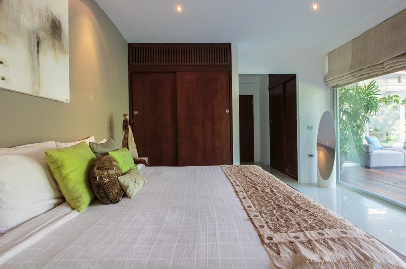 Villa Koru Bedroom | Koh Samui, Thailand