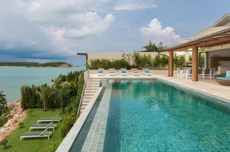 Villa Manta Pool And Garden | Koh Samui, Thailand