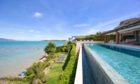 Villa Manta Gardens and Pool | Choeng Mon, Koh Samui