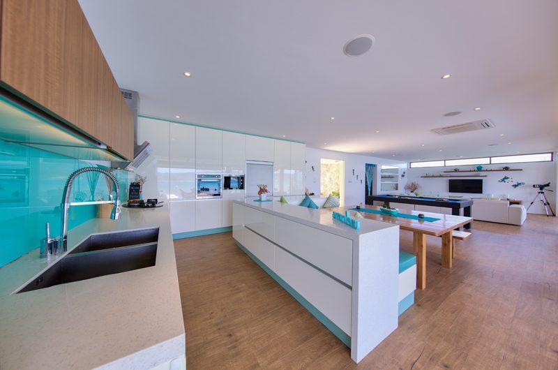 Villa Manta Kitchen Area | Choeng Mon, Koh Samui