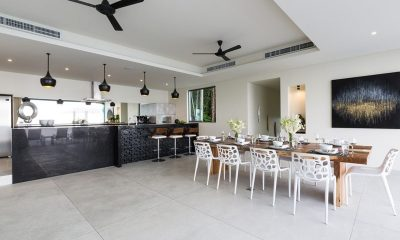 Villa Spice Lime Samui 3 Dining Room | Koh Samui, Thailand