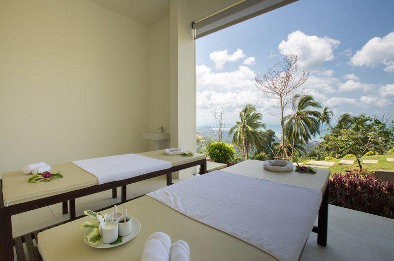 Villa Spice Lime Samui 3 Massage Room | Koh Samui, Thailand