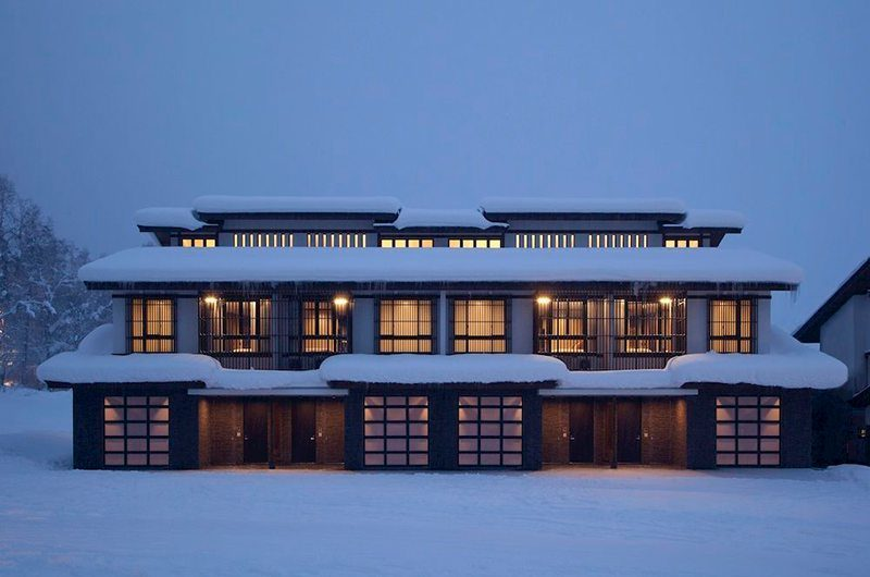 Kasara Townhouses Outdoor View | Annupuri, Niseko