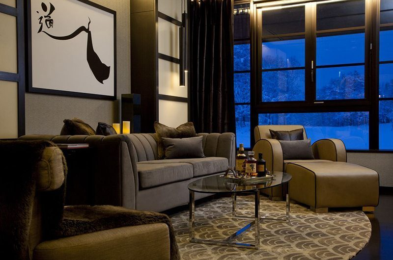 Kasara Townhouses Living Room | Annupuri, Niseko