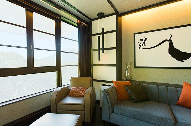 Kasara Townhouses Lounge | Annupuri, Niseko