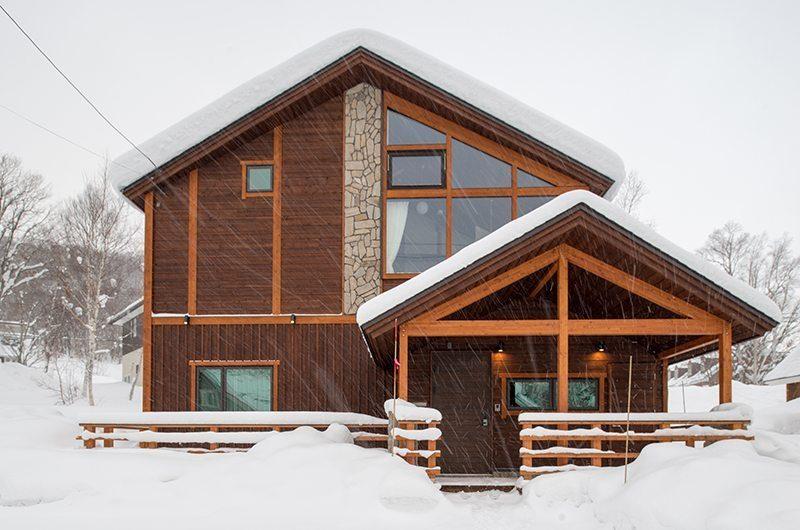 Tahoe Lodge Outdoor View | Hirafu, Niseko