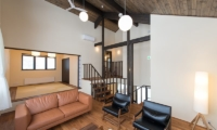Tahoe Lodge Indoor Lounge | Hirafu, Niseko