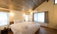 Tahoe Lodge Bedroom | Hirafu, Niseko