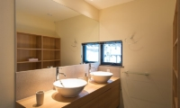 Tahoe Lodge Bathroom | Hirafu, Niseko
