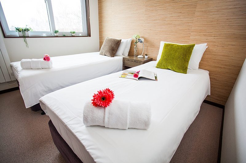 Tamo Twin Beds | Hirafu, Niseko