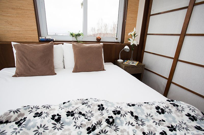 Tamo Bedroom   Hirafu, Niseko