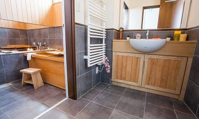 Tamo Bathroom   Hirafu, Niseko