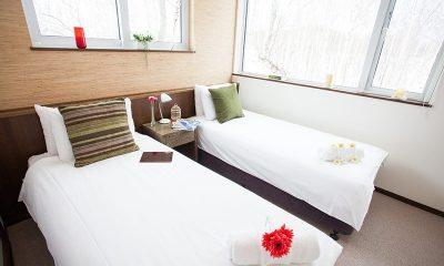 Tamo Twin Room   Hirafu, Niseko