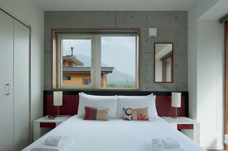 Yuki Uchi Guest Bedroom | Hirafu, Niseko