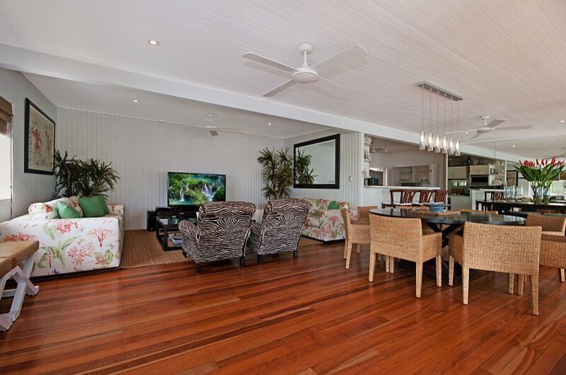 15 Wharf Street Living And Dining Room | Port Douglas, Queensland