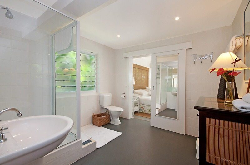 15 Wharf Street Guest Bathroom | Port Douglas, Queensland