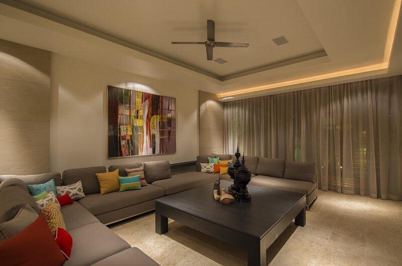 Samujana 10 Living Area | Koh Samui, Thailand