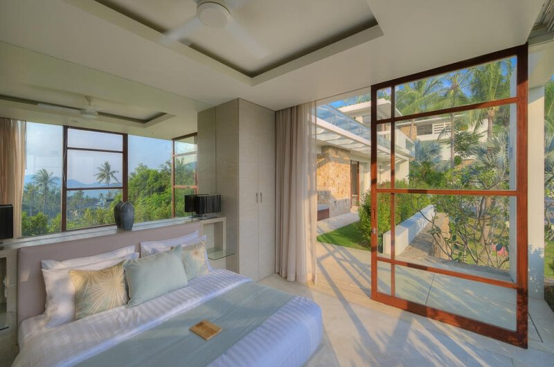 Samujana 10 Guest Bedroom | Koh Samui, Thailand
