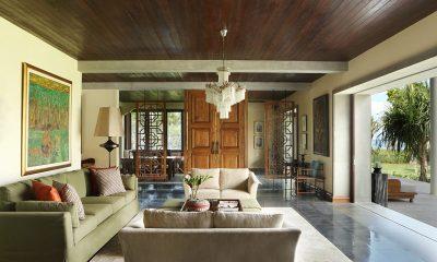 Jeeva Saba Estate Living Room | Gianyar, Bali