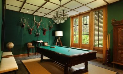 Jeeva Saba Estate Pool Table | Gianyar, Bali