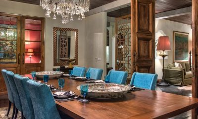 Jeeva Saba Estate Dining Area | Gianyar, Bali