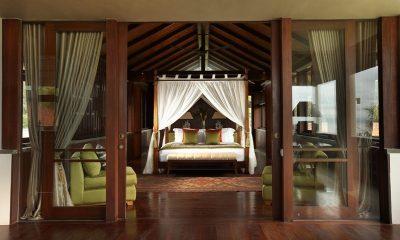 Jeeva Saba Estate Master Bedroom Front View | Gianyar, Bali