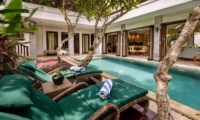 The Residence Villa Siam Residence Sun Beds   Seminyak, Bali