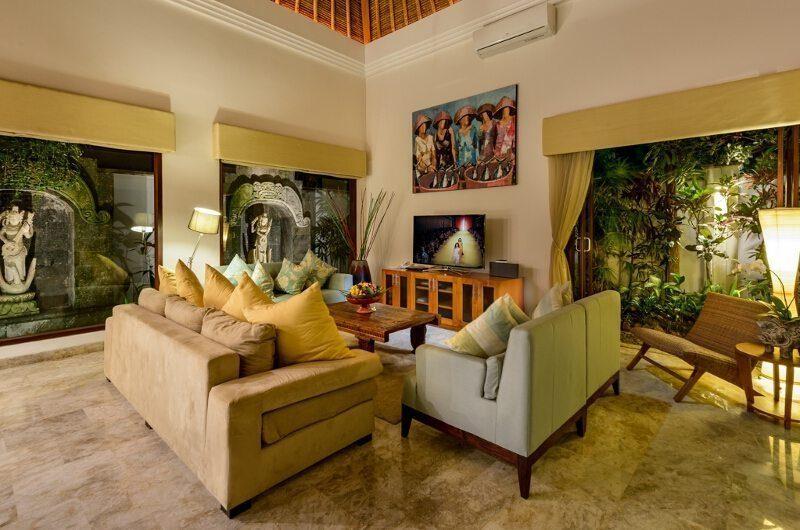 The Residence Villa Siam Residence Living Area | Seminyak, Bali